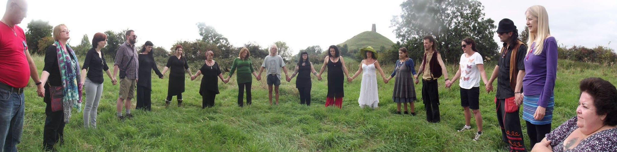 world goddess day glastonbury