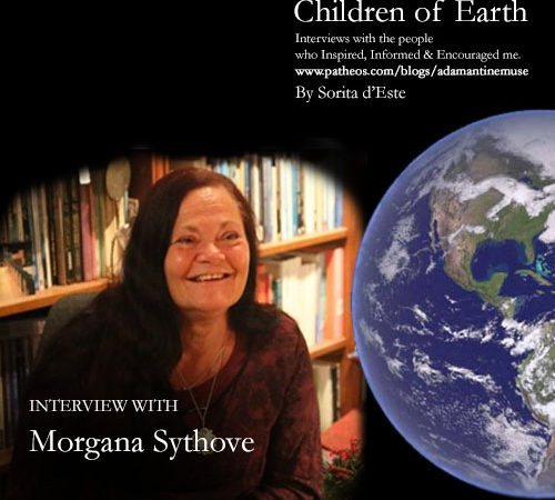 Morgana Sythove, Netherlands & British High Priestess, interview with Sorita d'Este